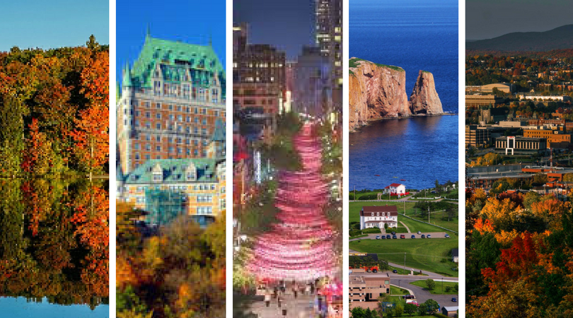 5 Quebec Fun and Affordable Gay Travel Destinations for this Fall